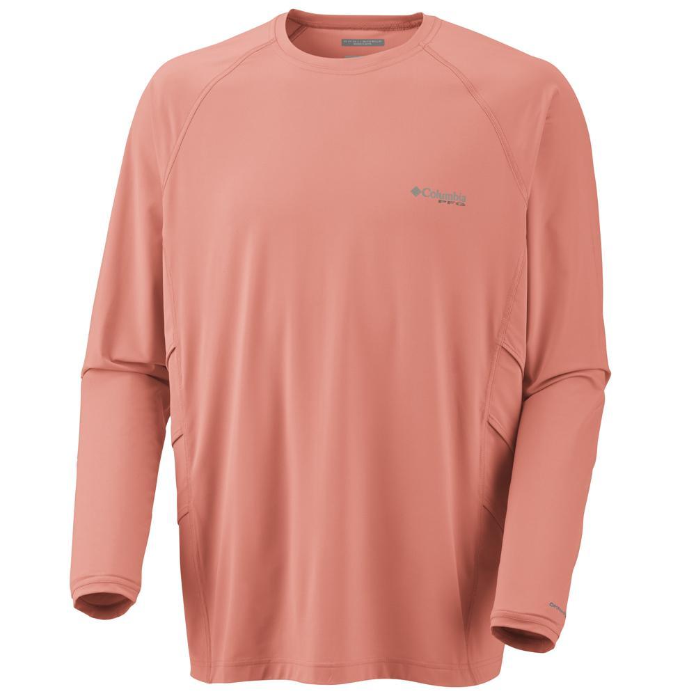 Columbia Airgill Long Sleeve Knit T Shirt Men 39 S Peter