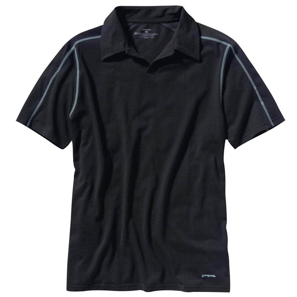 Patagonia stretch polo shirt men 39 s peter glenn for Stretch polo shirt mens