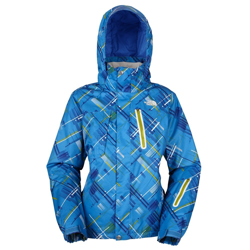 the north face scary cherry insulated ski jacket women 39 s. Black Bedroom Furniture Sets. Home Design Ideas