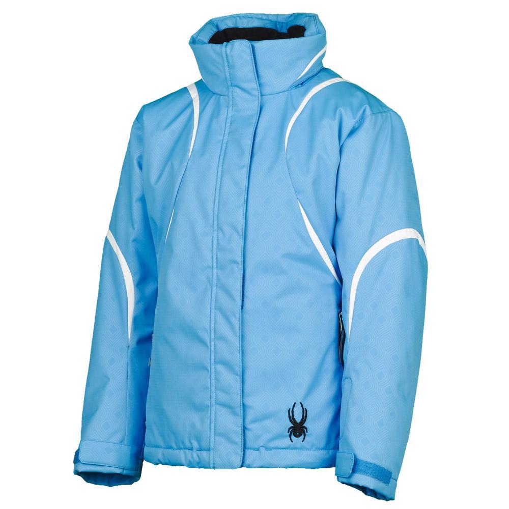Lighting Jacket: Spyder Lightning Insulated Ski Jacket (Girls')