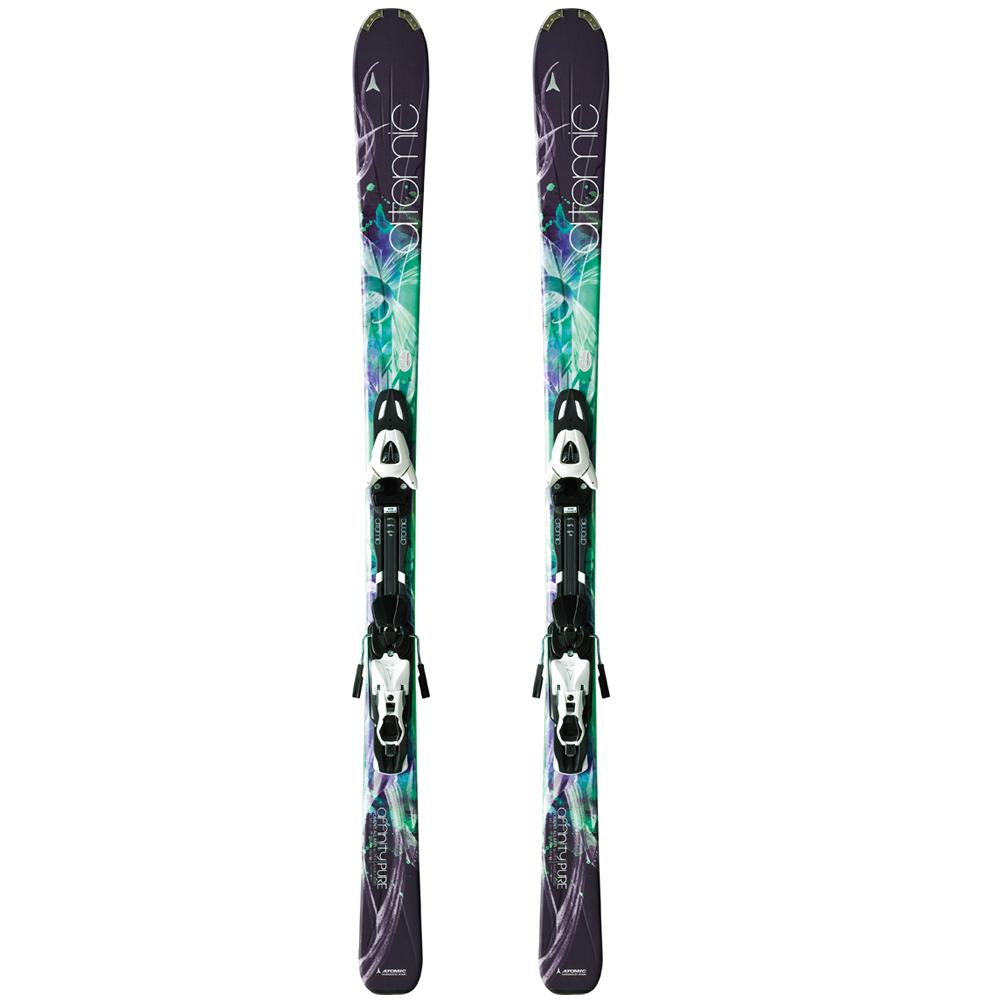 71ff463b90f2 Atomic Affinity Pure Ski System with Bindings (Women s)