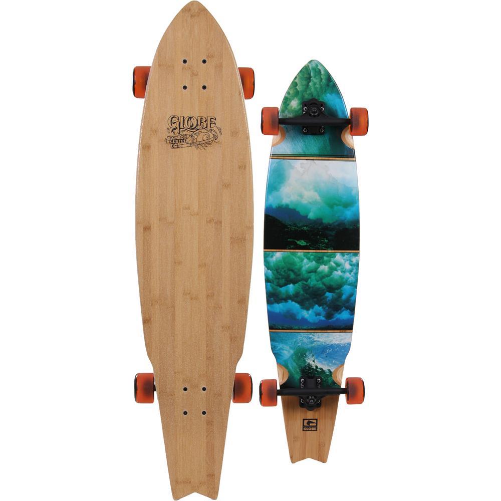 globe underwater cruiser longboard skateboard peter glenn. Black Bedroom Furniture Sets. Home Design Ideas