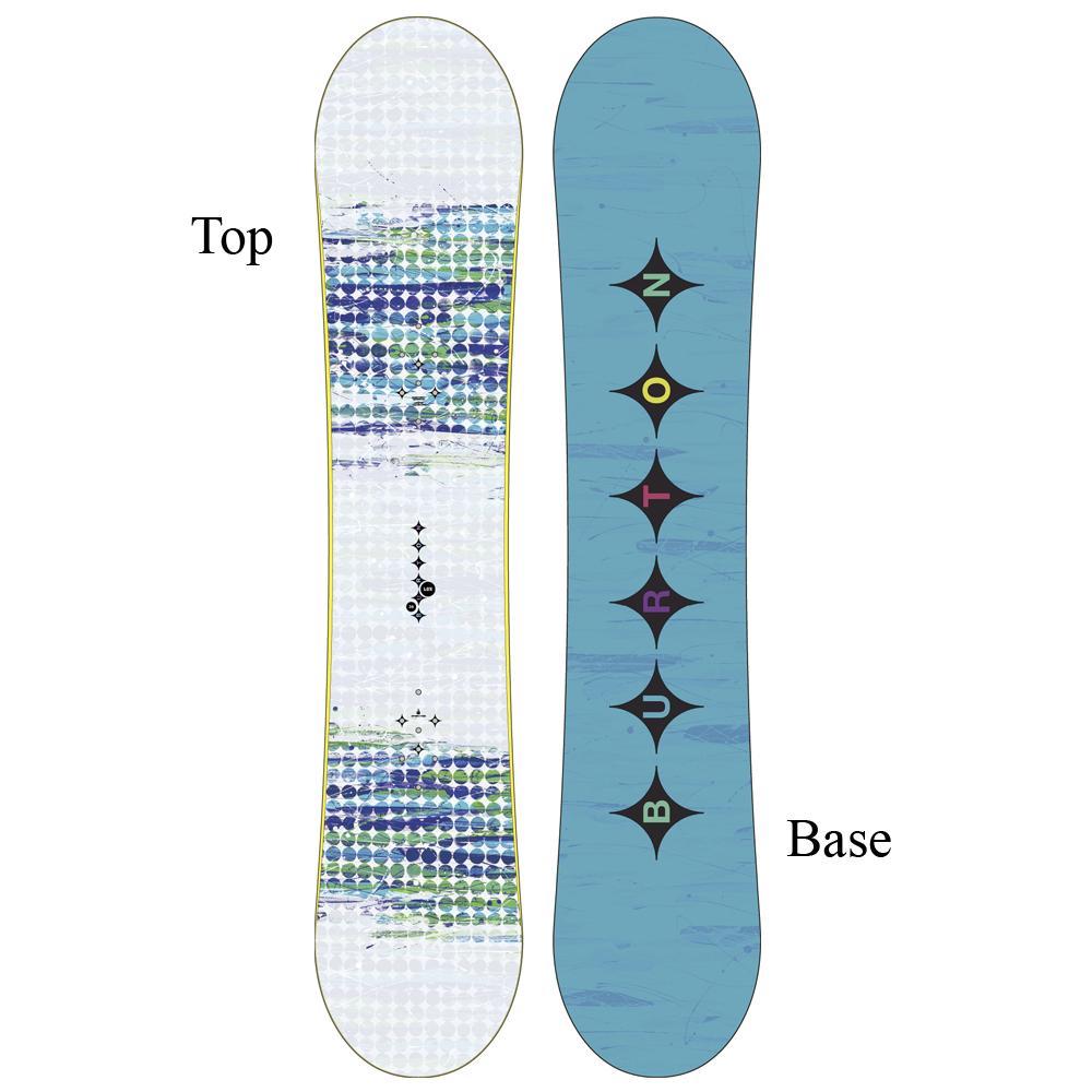 Burton Lux V-Rocker Snowboard (Women s)  d4bf06661