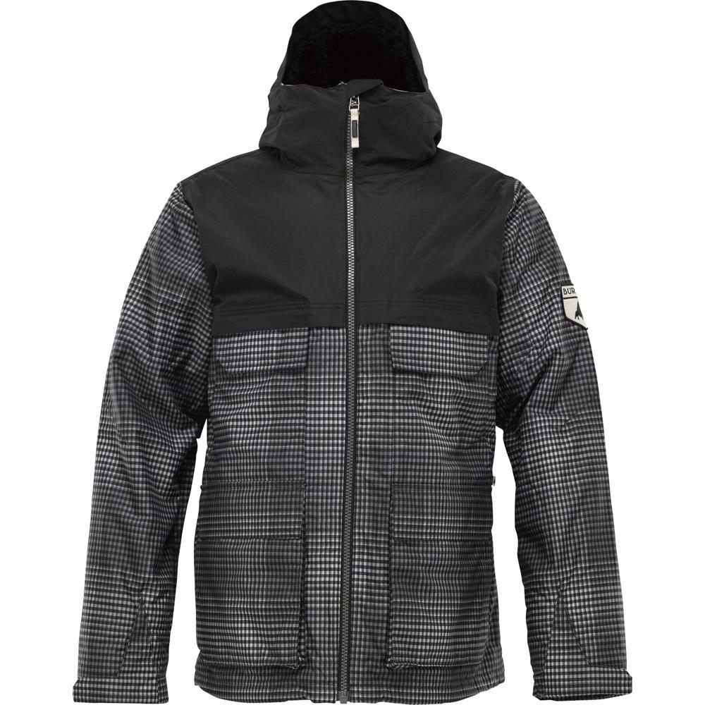 Burton Artic Insulated Snowboard Jacket Men S Peter Glenn