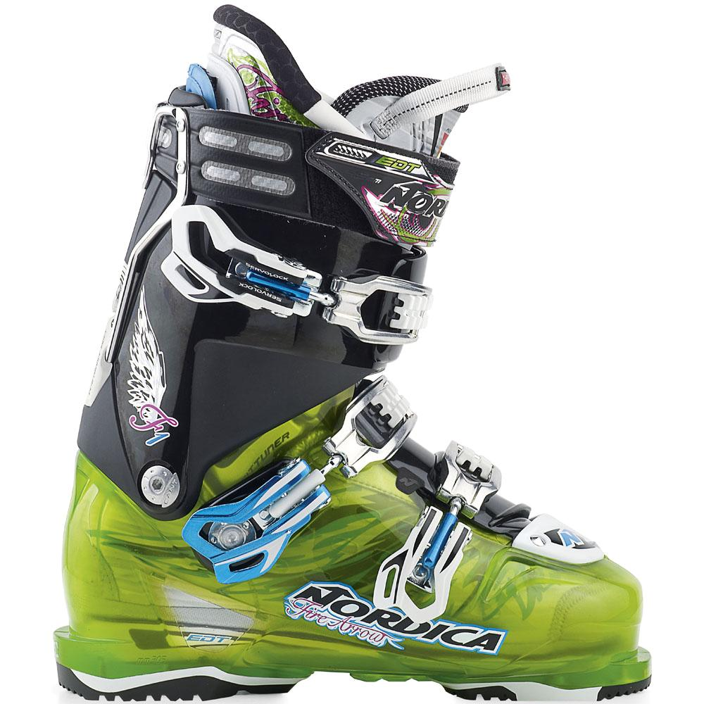 Nordica Firearrow F1 Ski Boot Men S Peter Glenn