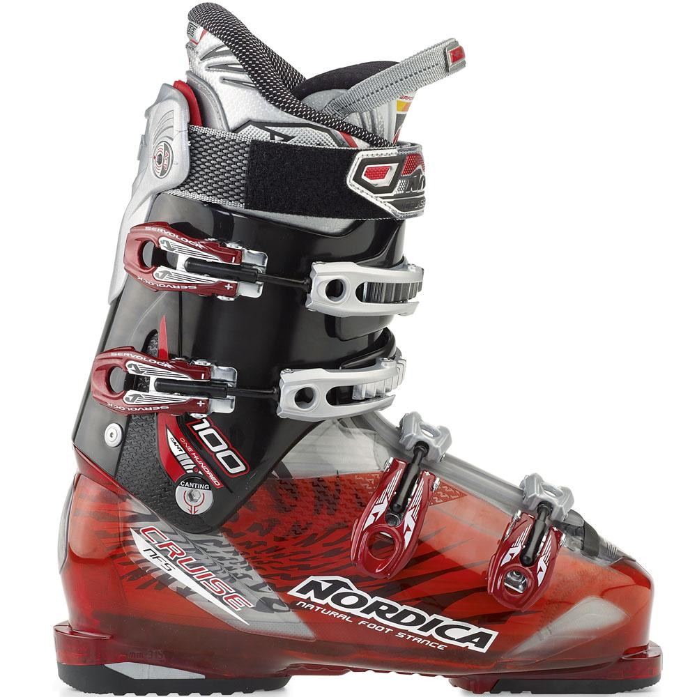 Nordica Cruise 100 Ski Boot Men S Peter Glenn