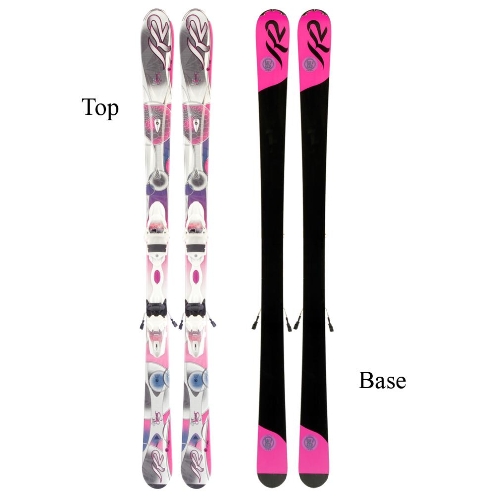 K2 SuperSweet Ski System With Bindings (Women's)