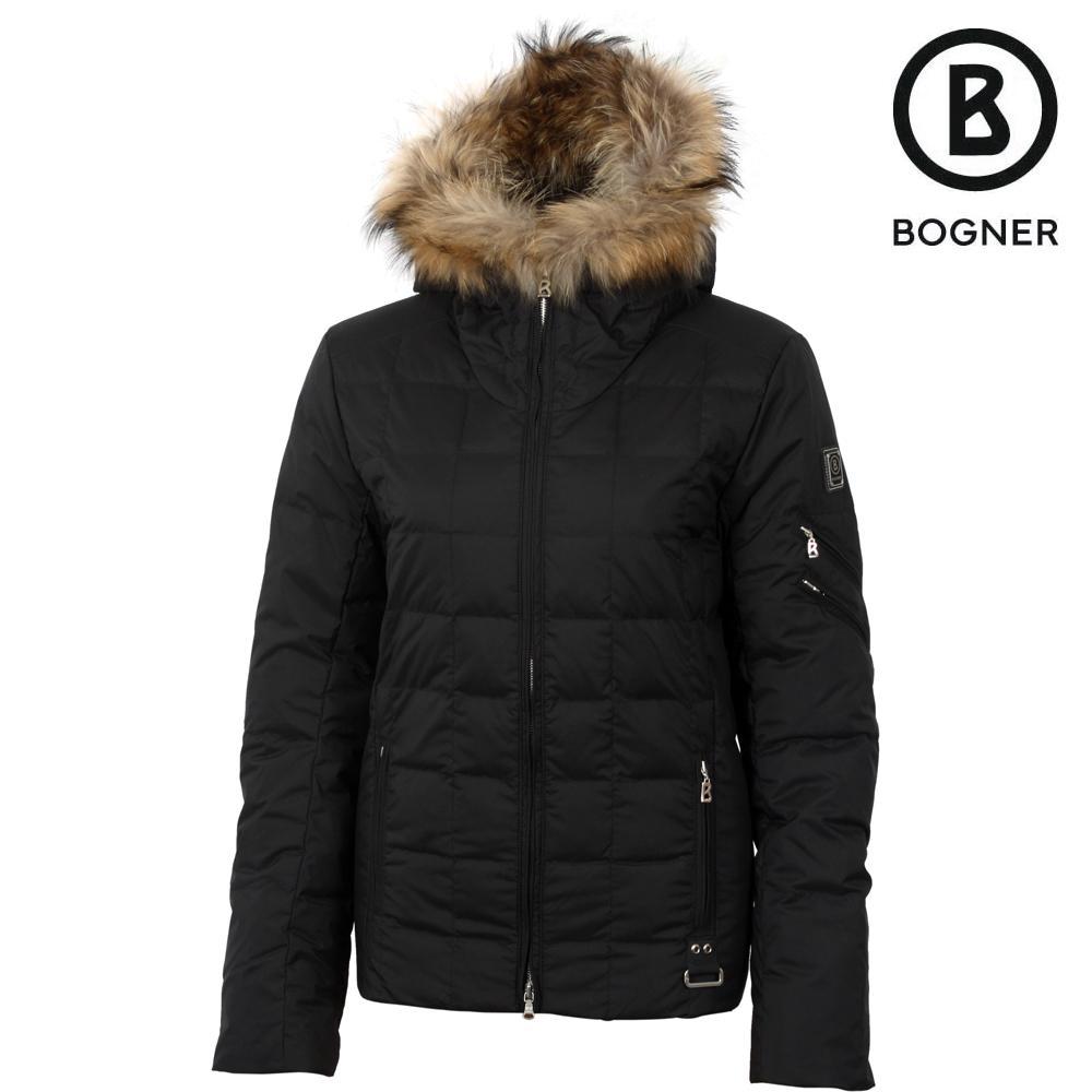 Bogner ski jacket fur