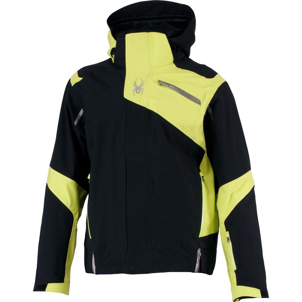 Spyder Titan Insulated Ski Jacket Men S Peter Glenn