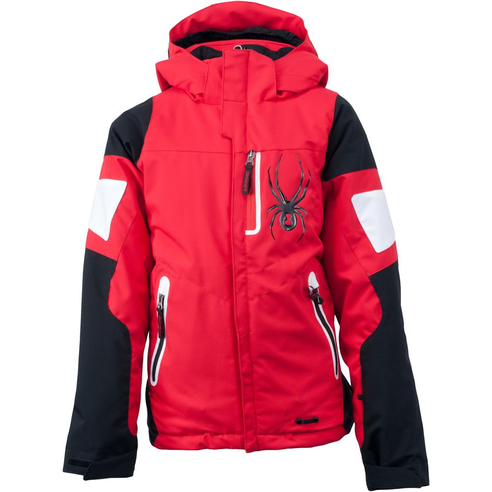 61c98dd632 Spyder Challenger Ski Jacket (Junior Boys ) -