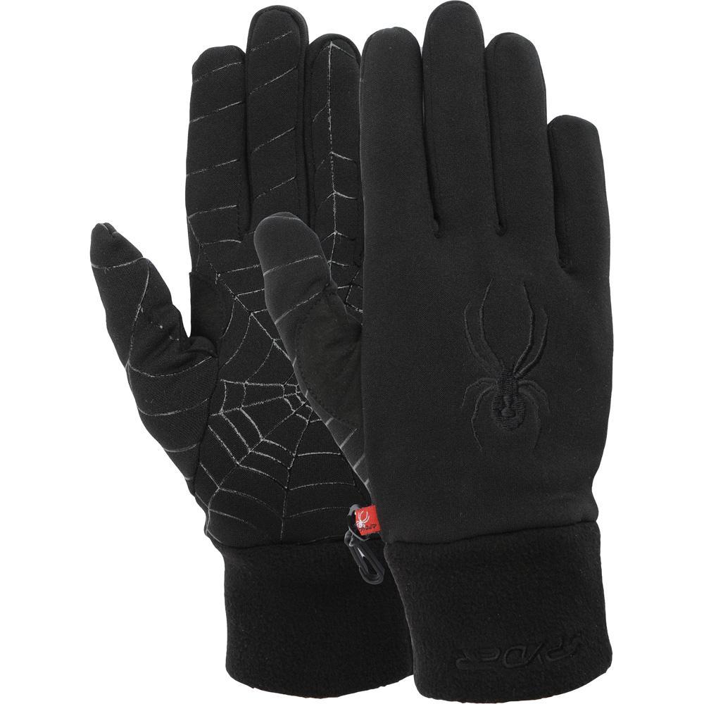 Spyder Stretch Fleece Glove Men S Peter Glenn