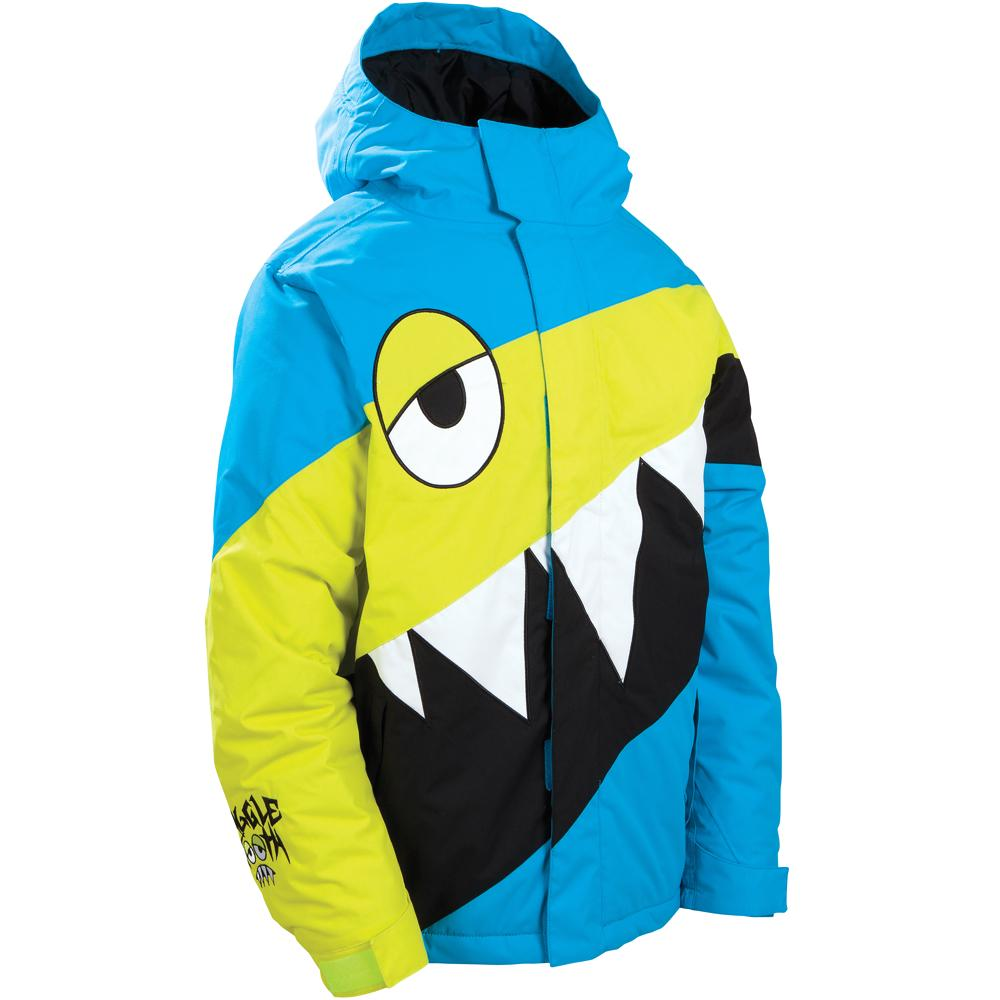 686 Snaggletooth Hyper Insulated Snowboard Jacket Boys