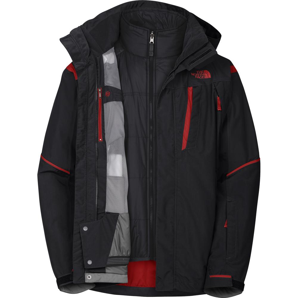 The North Face Vortex Triclimate Ski Jacket Men S