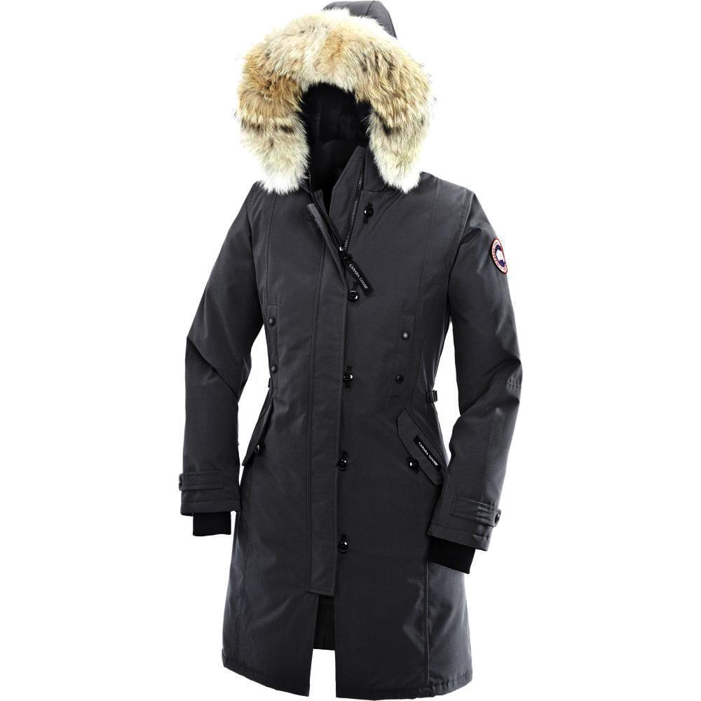 canada goose kensington graphite medium