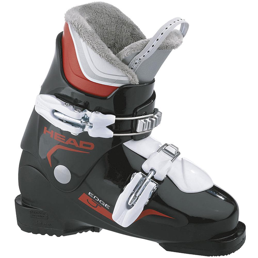 Head Edge J2 Ski Boot (Kids') - Black/White