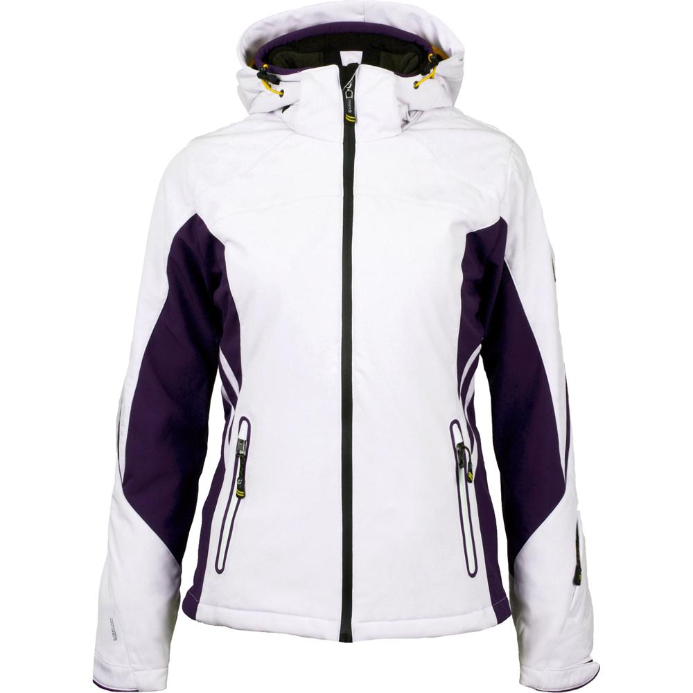 Skiing jackets women