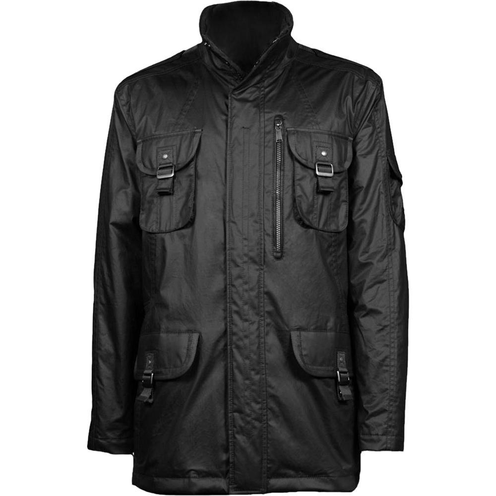 Bugatchi 3/4 Coat (Men's) - Black