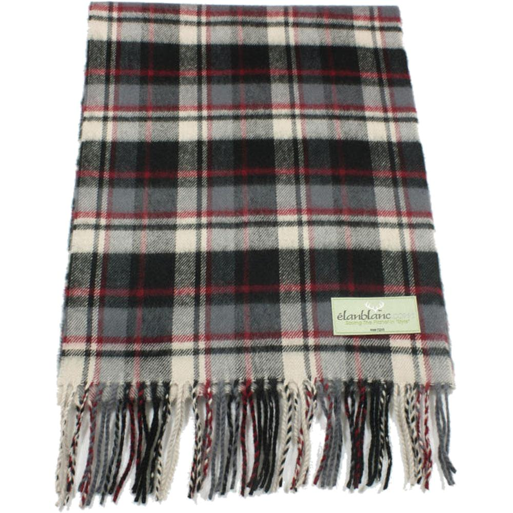elan blanc english plaid scarf adults 39 peter glenn. Black Bedroom Furniture Sets. Home Design Ideas