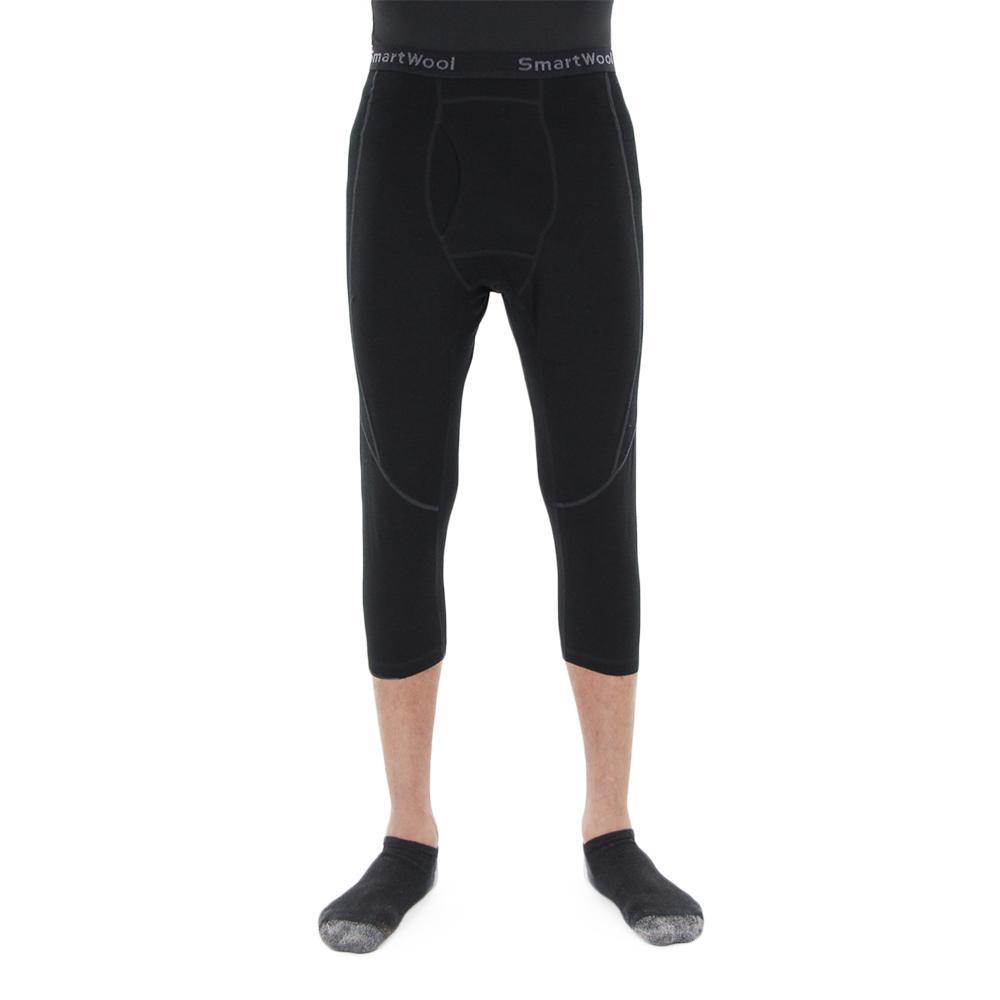 SmartWool Lightweight Boot Top Baselayer Bottoms (Men's) - Black