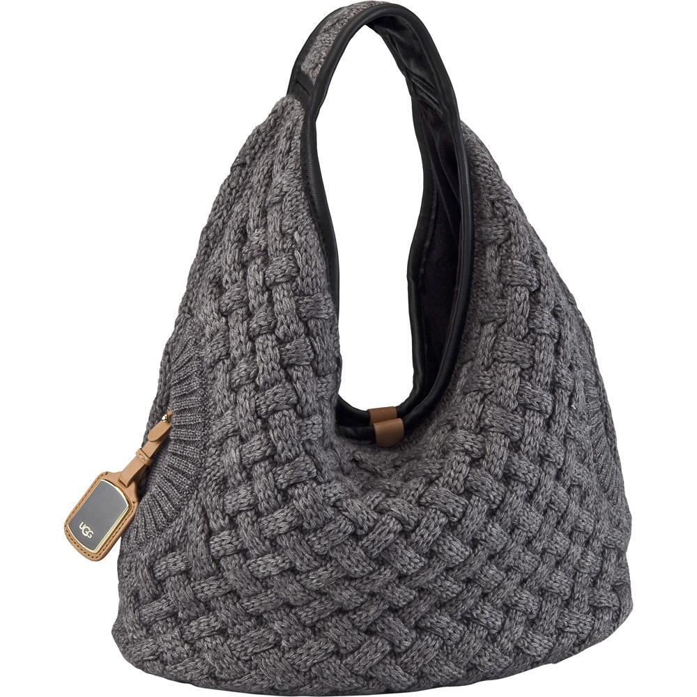 Knitting Pattern Hobo Bag : UGG  Knit Hobo Bag (Womens) Peter Glenn