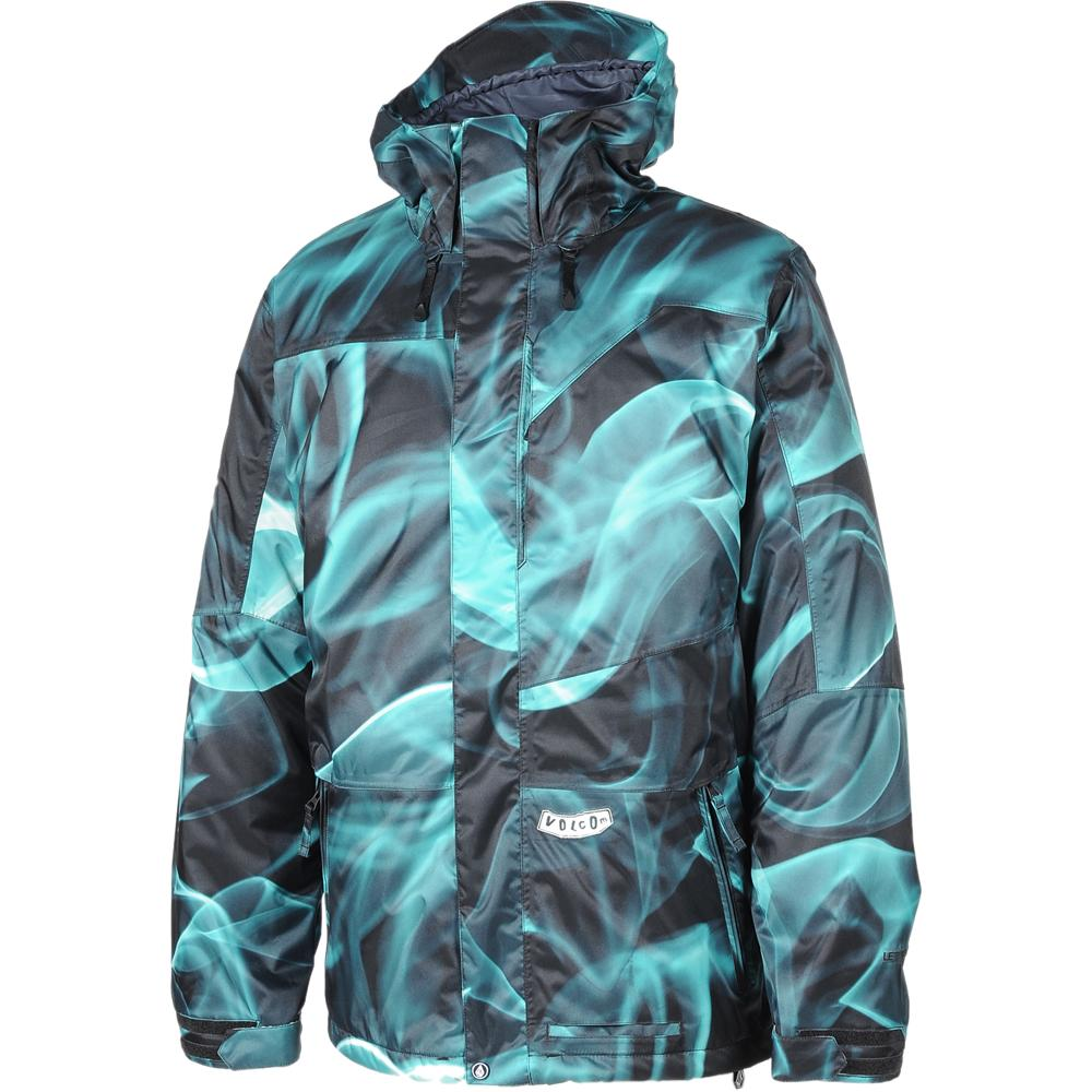 Volcom Sprawl Insulated Snowboard Jacket Men S Peter Glenn