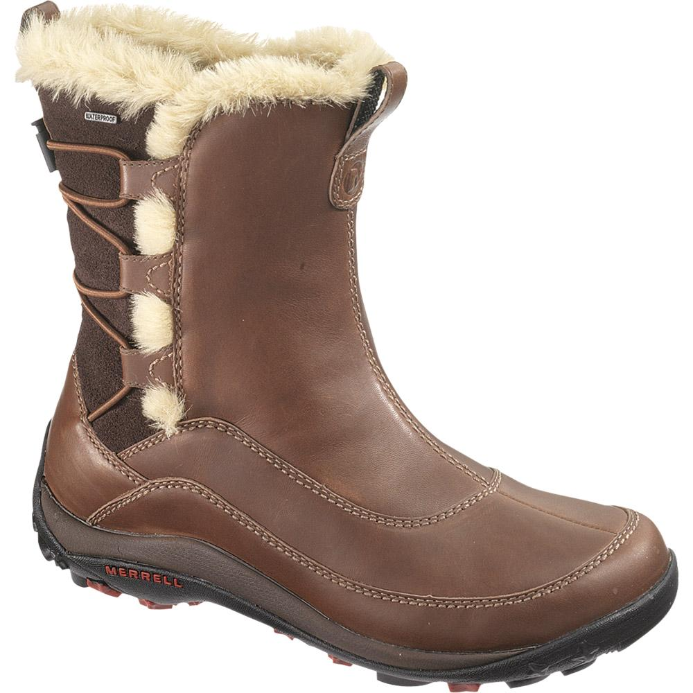 Designed for everyday fall and winter wear for the adventurous woman, the Sorel Tivoli High III snow boots deliver comfort down to 0°F. Wear them around the city or in the forest. Available at REI, % Satisfaction Guaranteed.