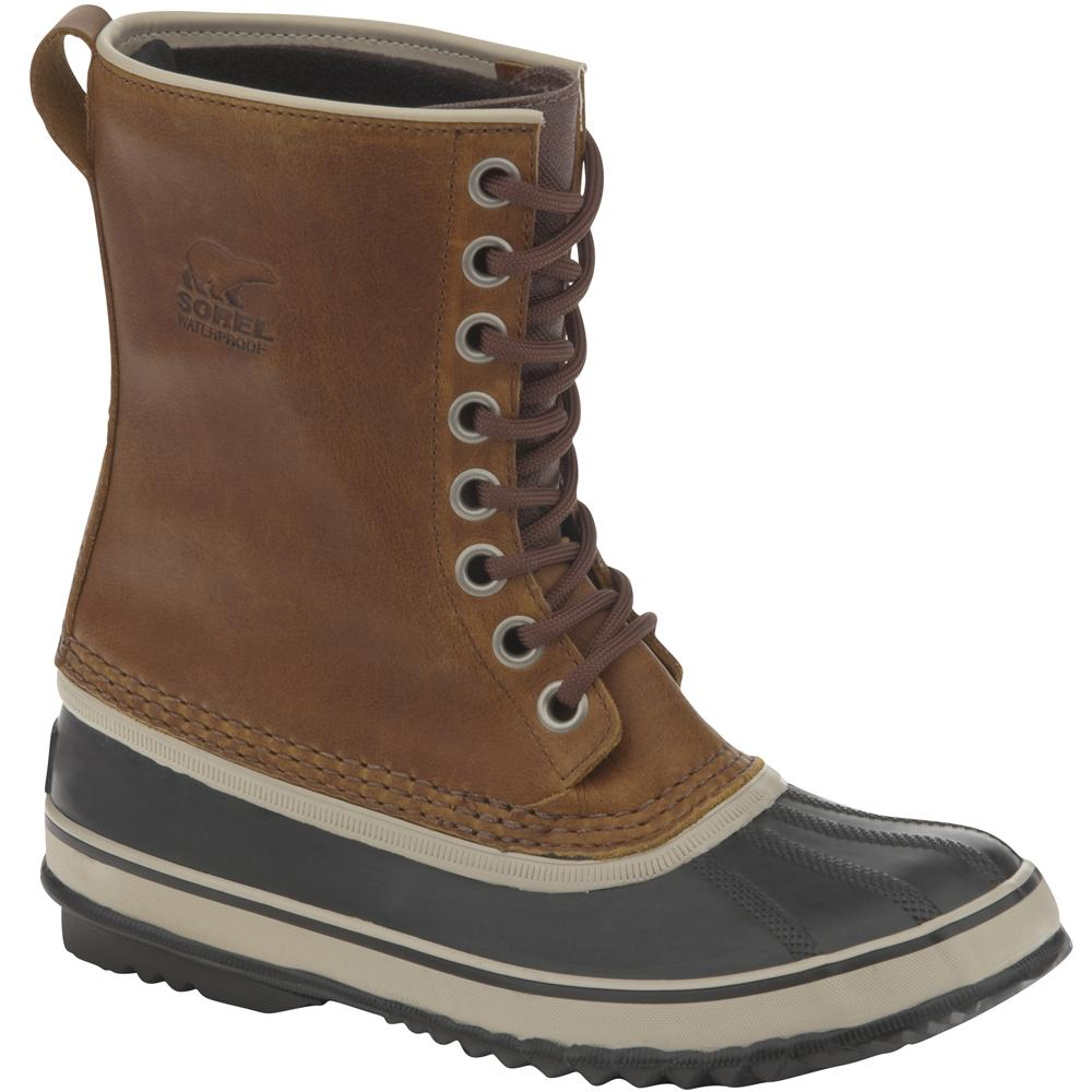 sorel 1964 premium leather boot s glenn