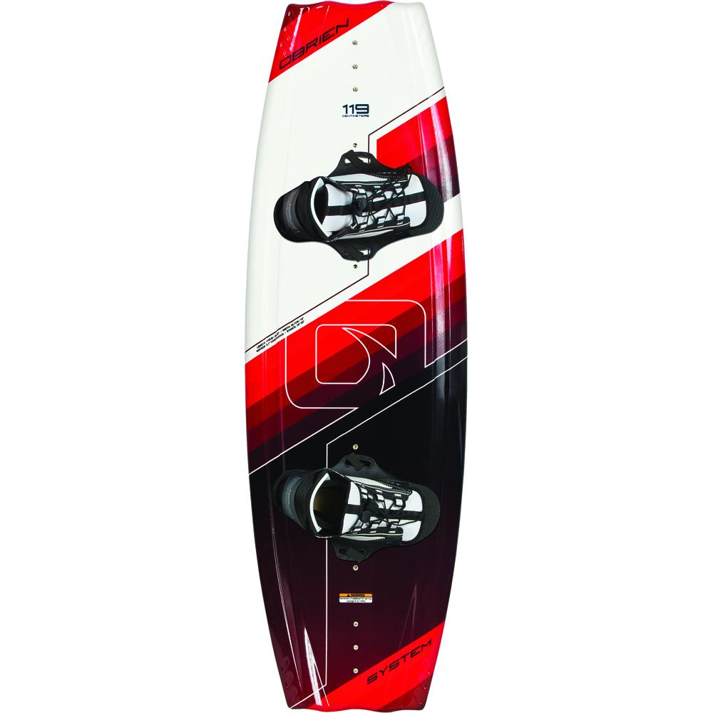 O'Brien 119 System Wakeboard Package With Junior System