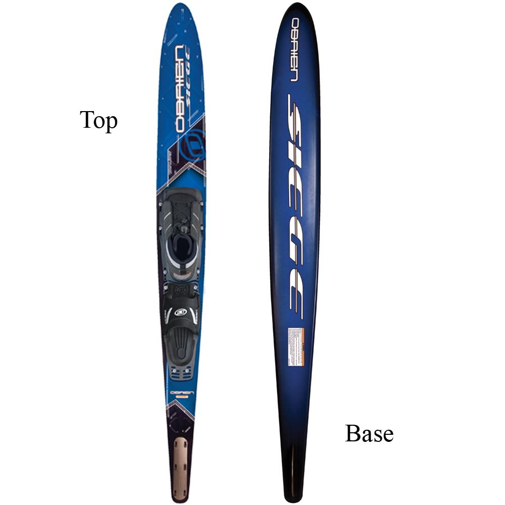 O'Brien Reactor Combo Water Skis with 700 Bindings Review