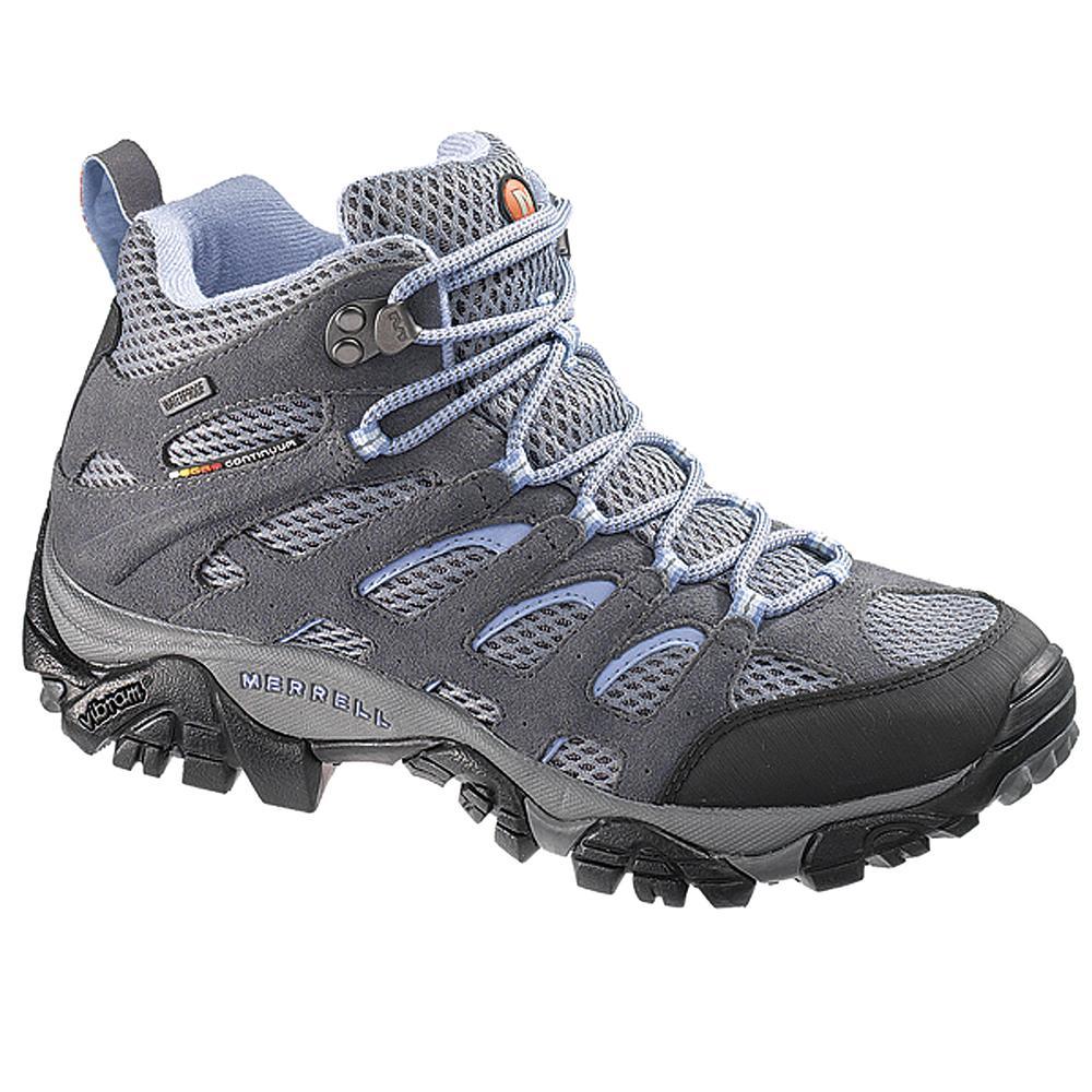 merrell moab mid waterproof hiking shoe s