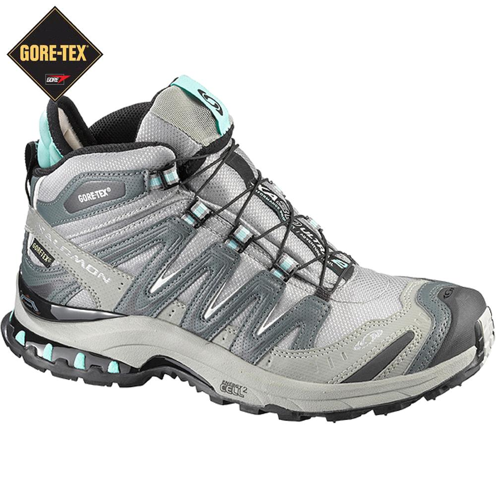 sports shoes 9b22b 14035 Salomon XA Pro 3D Mid GORE-TEX Hiking Shoe (Women's) | Peter ...