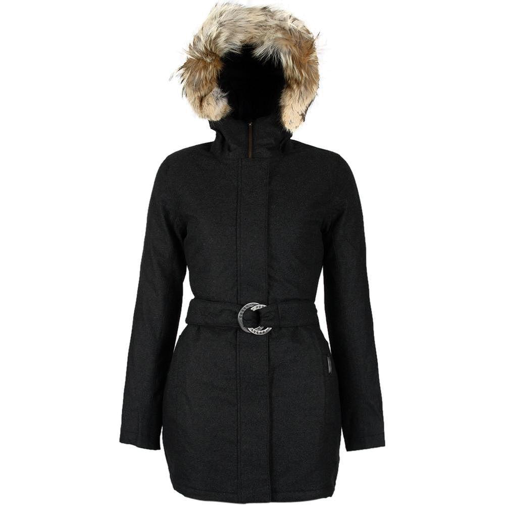 Canada Goose Livigno Parka Black Womens Coat