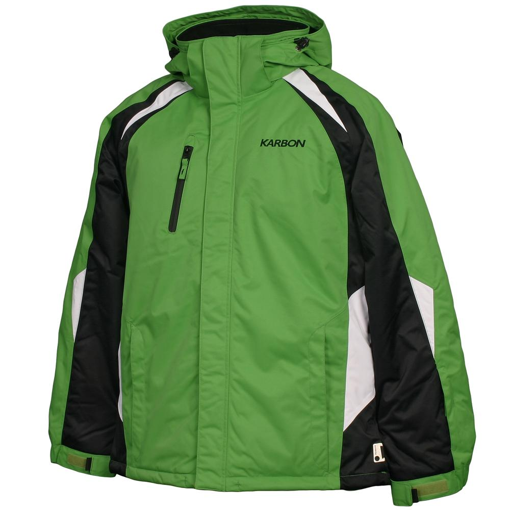 Karbon Pluto Insulated Ski Jacket Men S Peter Glenn