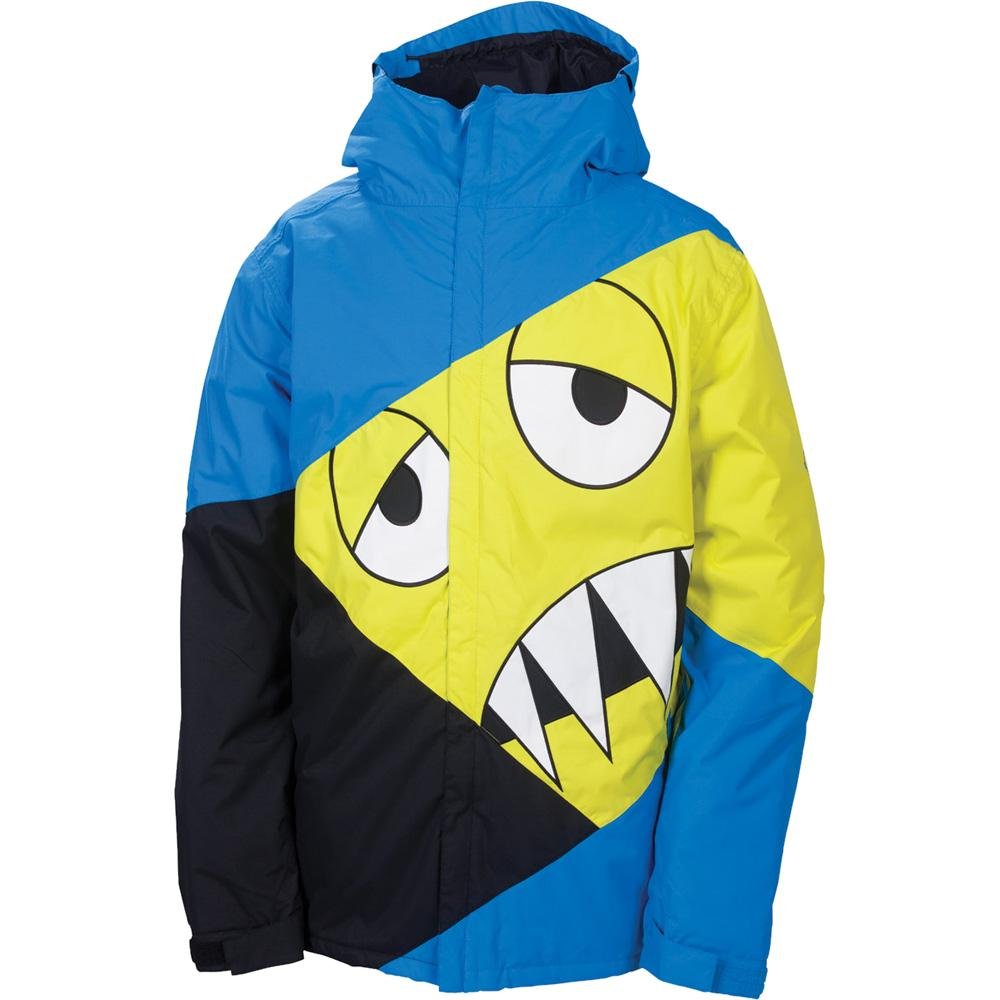 686 Snaggleface Insulated Snowboard Jacket Mens