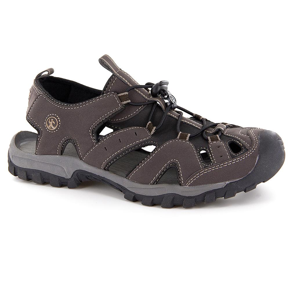 Northside Burke II Sandal (Men's) - Dark Brown