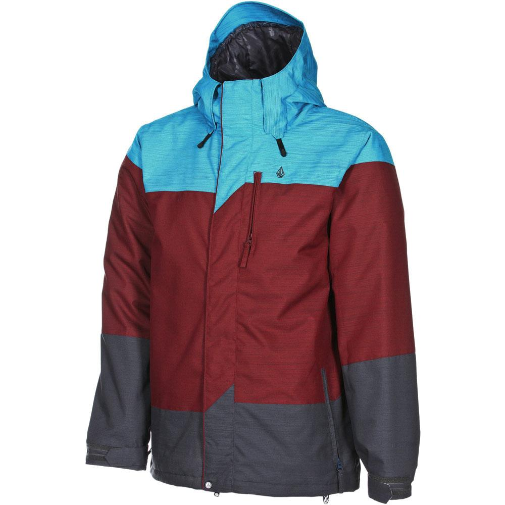 Volcom Threes Insulated Snowboard Jacket (Men's)