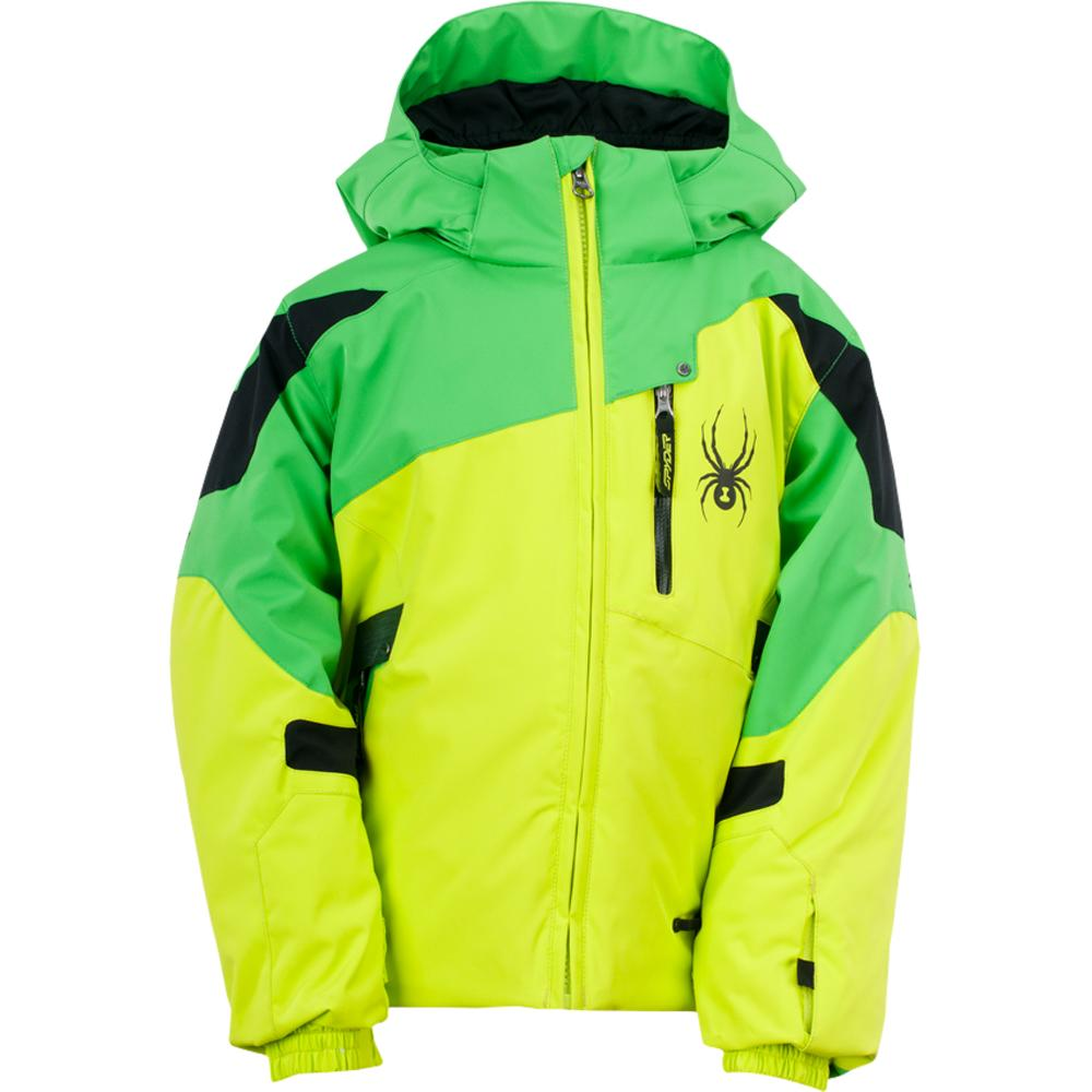 good service enjoy best price limpid in sight Spyder Mini Leader Ski Jacket (Toddler Boys') | Peter Glenn