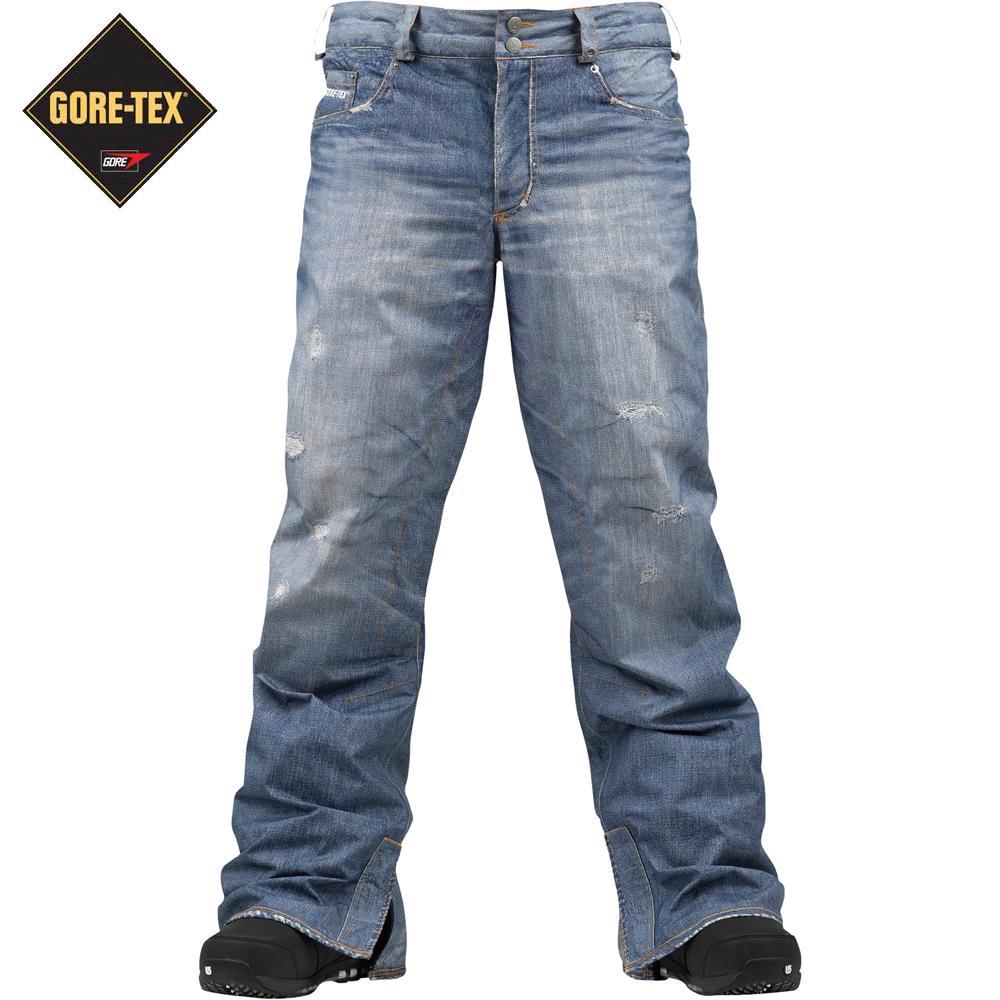 Burton Jeans GORE-TEX Shell Snowboard Pant (Men's)