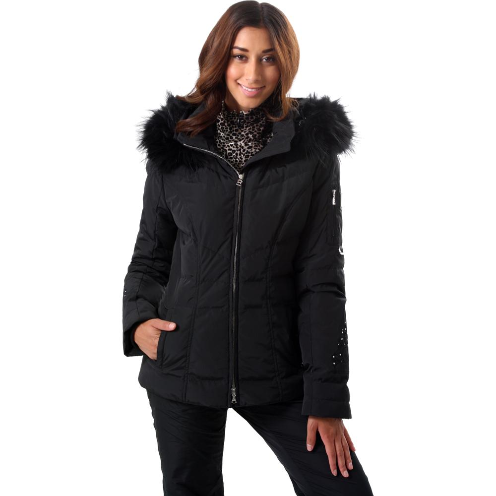 Bogner Meena-D Down Ski Jacket with Fur (Women's) | Peter Glenn