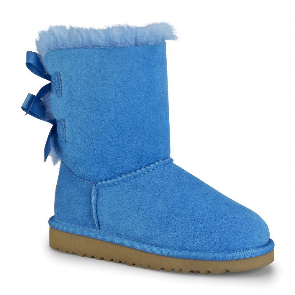 UGG Bailey Bow Boot (Little Girls