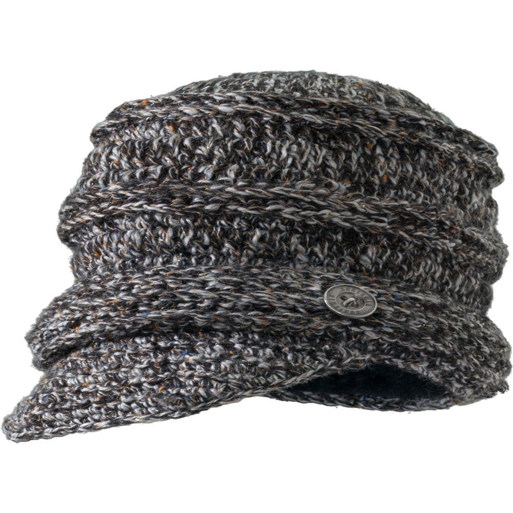 9c7c8378e55 Womens Screamer Danica Hat Billed Brim Beanie Wool Blend Fleece ...