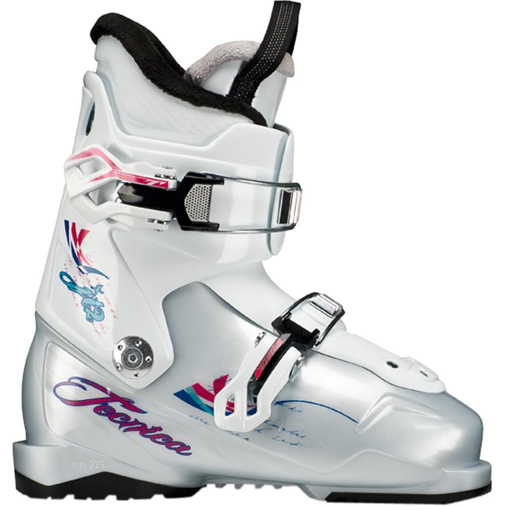Tecnica JT 2 Ski Boot (Kids') - White/White