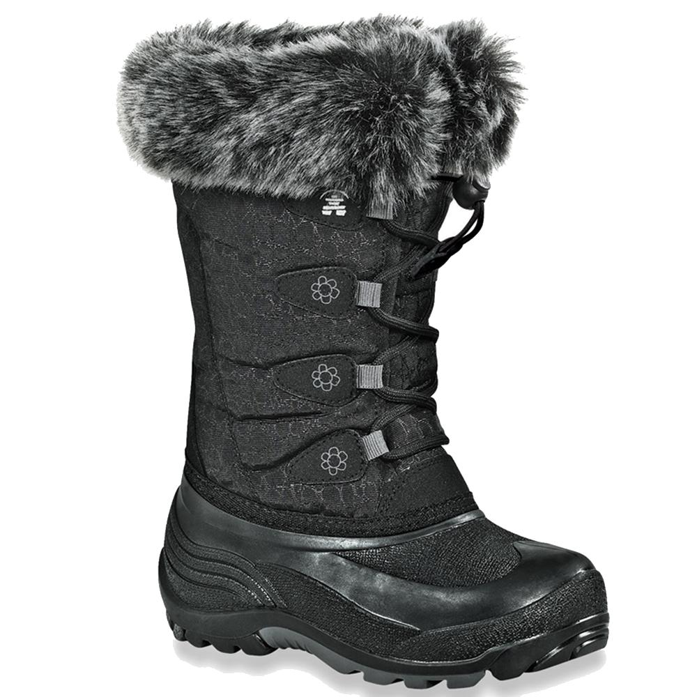 Kamik Snowgypsy Boot (Girls') - Black
