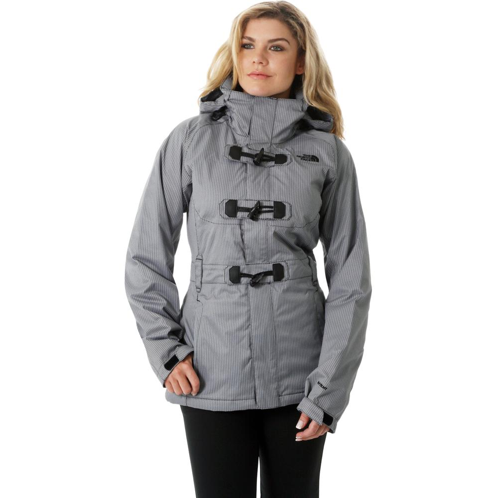 the north face ginger delux insulated ski jacket women 39 s. Black Bedroom Furniture Sets. Home Design Ideas