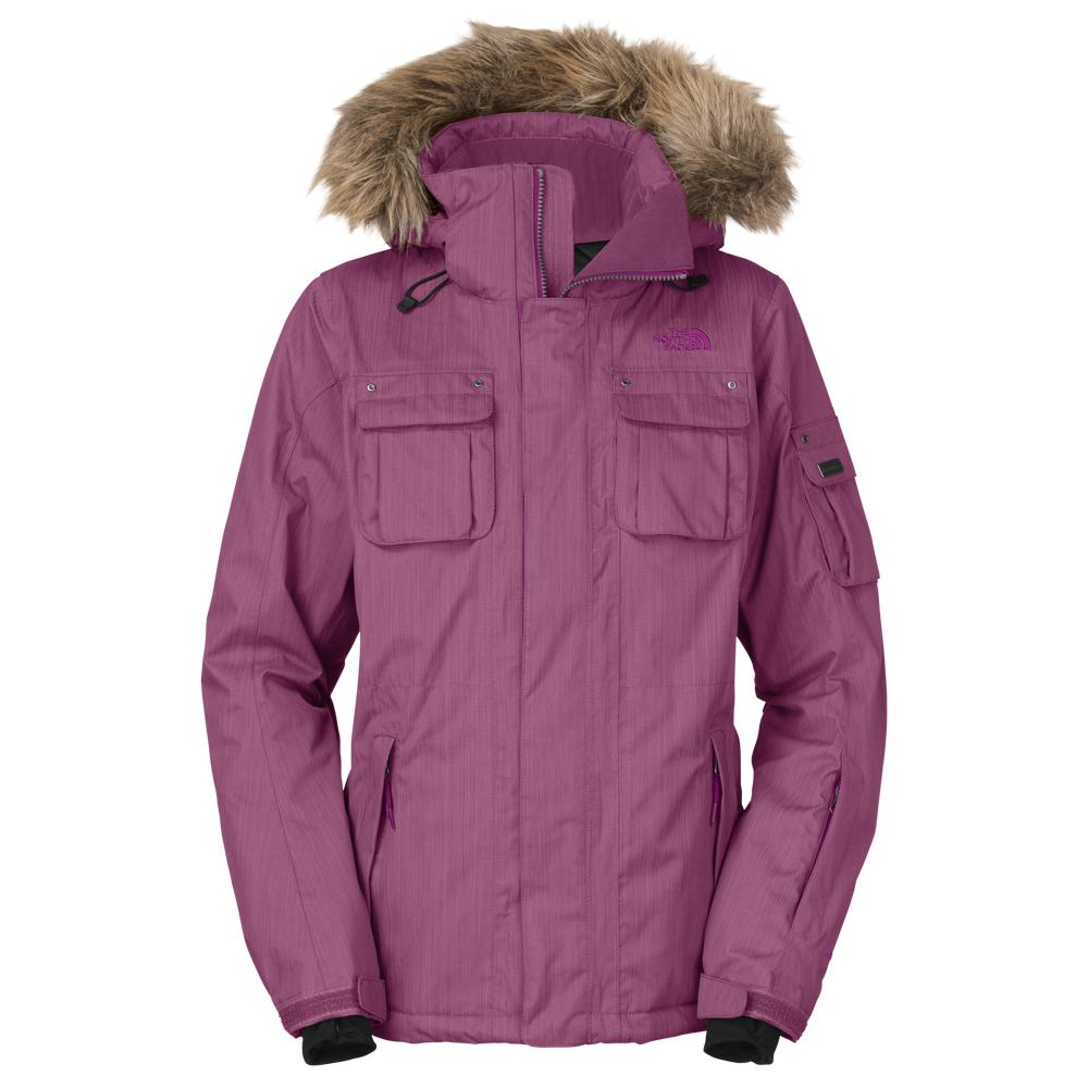 The North Face Baker Delux Insulated Ski Jacket (Women's) -. Loading zoom