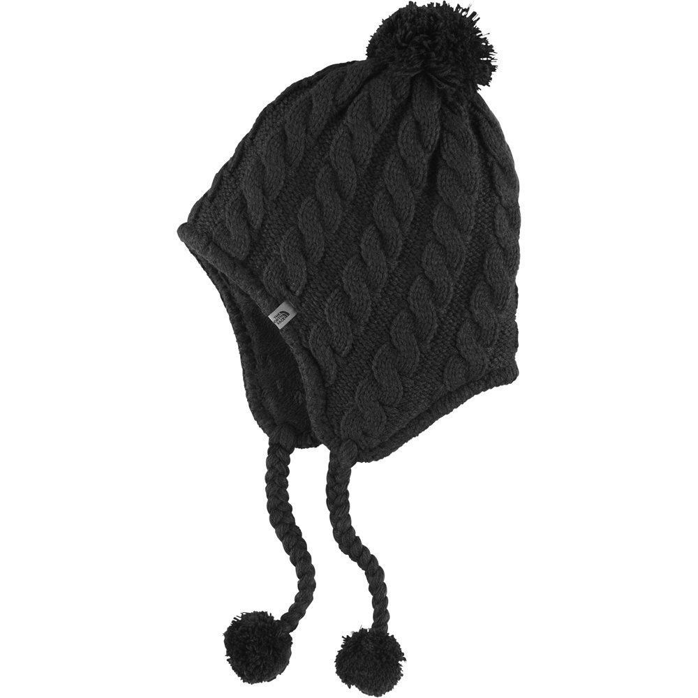 The North Face Fuzzy Earflap Beanie (Women's) -