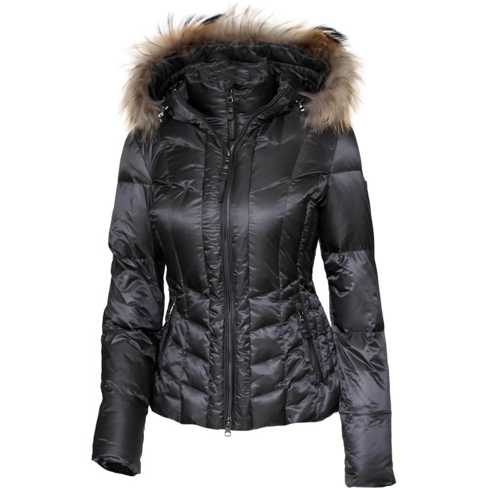 MeCo Erin Down Ski Jacket with Fur (Women s) - 2b3b46b86