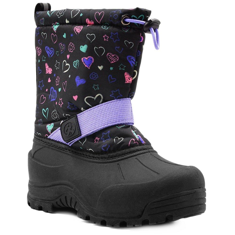 Northside Frosty Boot (Kids') - Black/Purple