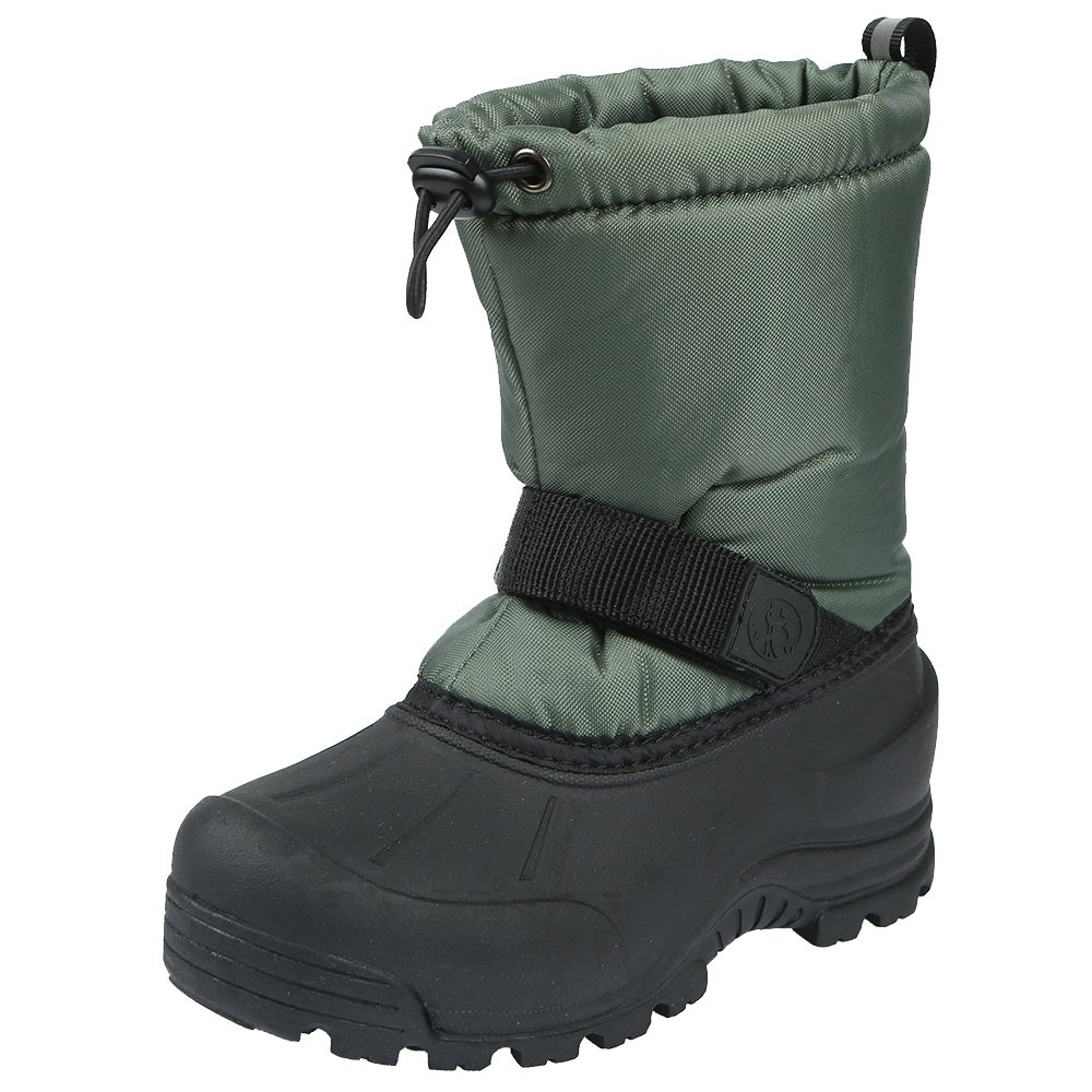 Northside Frosty Boot (Little Kids') - Olive