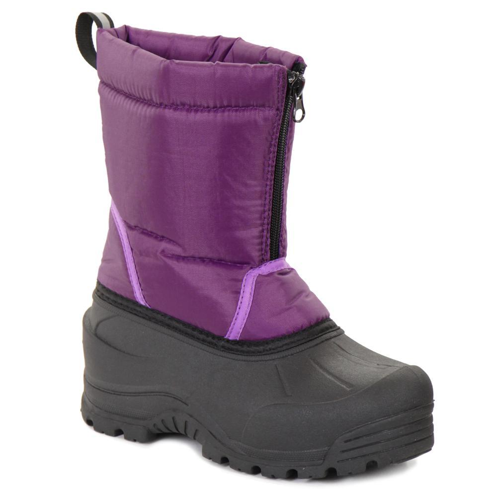 Northside Icicle Boot (Little Kids') - Purple